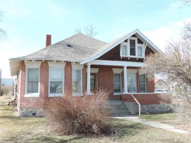 210 Harris St., Big Timber, MT 59011 (MLS #303411) :: Search Billings Real Estate Group