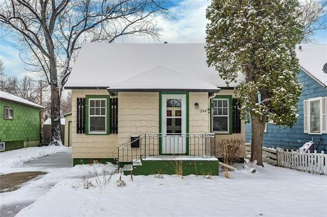 244 Avenue C, Billings, MT 59101 (MLS #303416) :: Search Billings Real Estate Group