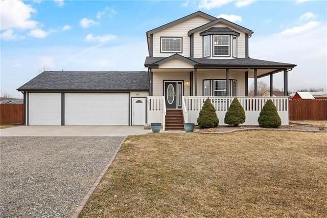 1105 Horn Street, Billings, MT 59101 (MLS #303421) :: Search Billings Real Estate Group