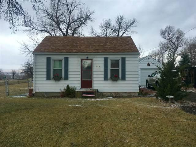 1334 Yellowstone River Rd, Billings, MT 59102 (MLS #303422) :: Search Billings Real Estate Group