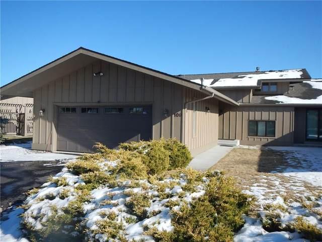 109 Sky Ranch Dr, Billings, MT 59106 (MLS #303451) :: MK Realty