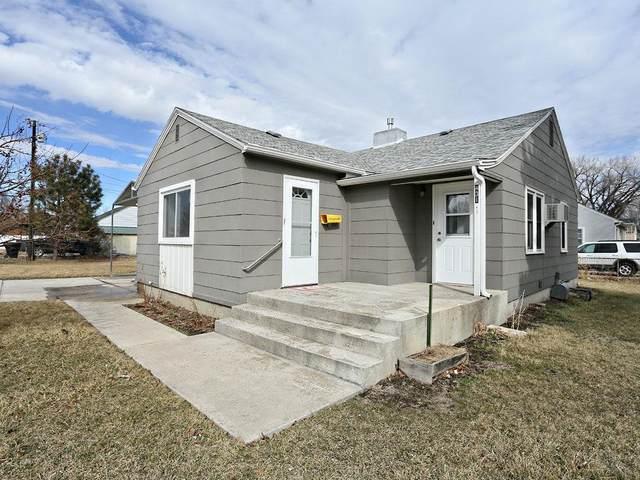 431 Calhoun Lane, Billings, MT 59101 (MLS #303463) :: Search Billings Real Estate Group