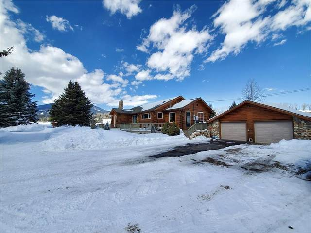 6751 Us Highway 212, Red Lodge, MT 59068 (MLS #303470) :: Search Billings Real Estate Group