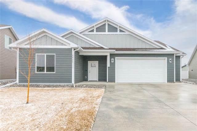 1527 Snowy River Lane, Billings, MT 59101 (MLS #303490) :: Search Billings Real Estate Group