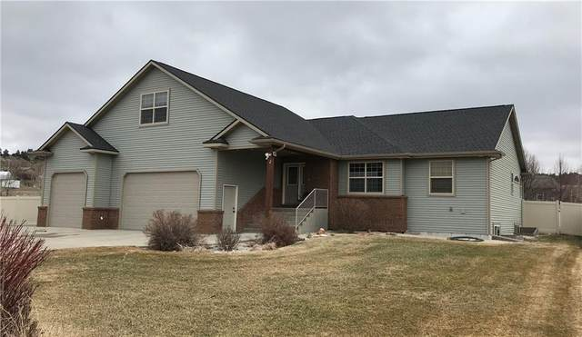 665 Emerald Eagle Drive, Billings, MT 59101 (MLS #303503) :: Search Billings Real Estate Group