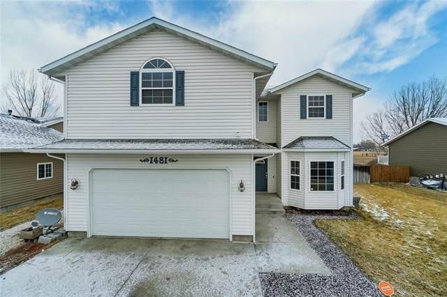 1481 Peony Drive, Billings, MT 59105 (MLS #303505) :: Search Billings Real Estate Group