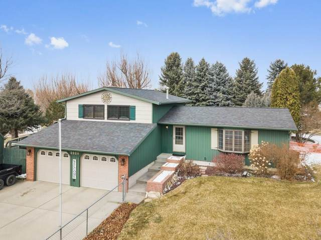2920 Bunker Hill Drive, Billings, MT 59105 (MLS #303513) :: Search Billings Real Estate Group
