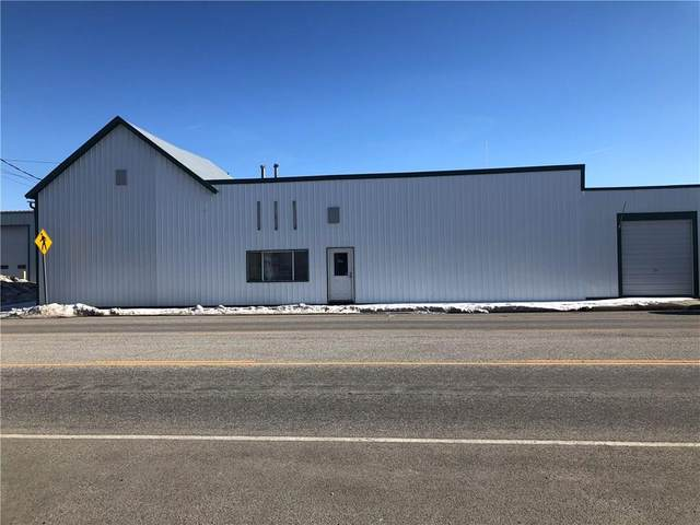 209 E 1st Avenue, Big Timber, MT 59011 (MLS #303520) :: MK Realty