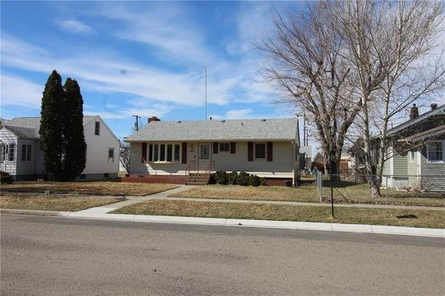 410 N Choteau Avenue, Hardin, MT 59034 (MLS #303527) :: The Ashley Delp Team