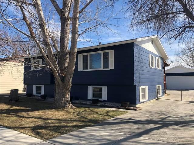 809 8th Avenue, Laurel, MT 59044 (MLS #303550) :: Search Billings Real Estate Group