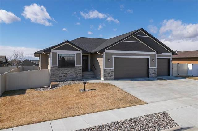 1540 Anchor Avenue, Billings, MT 59105 (MLS #303554) :: Search Billings Real Estate Group
