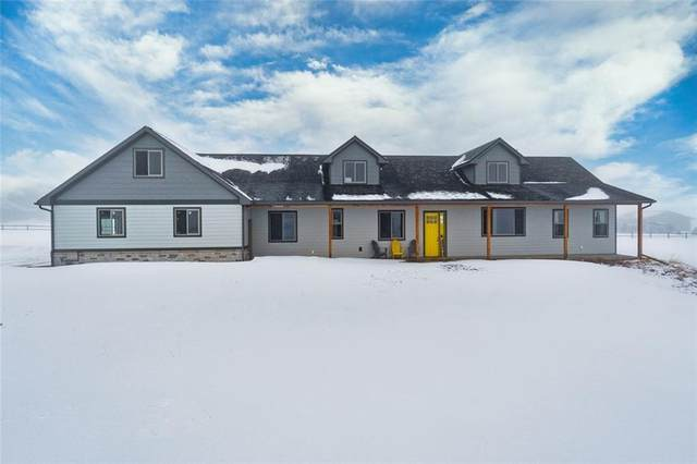 61 Big Sky Drive, Red Lodge, MT 59068 (MLS #303560) :: Search Billings Real Estate Group