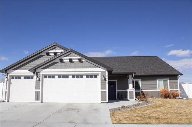 2610 Bowles, Billings, MT 59105 (MLS #303562) :: Search Billings Real Estate Group