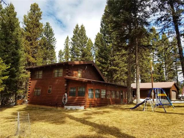 196 Moose Lane, Seeley Lake, Other-See Remarks, MT 59868 (MLS #303566) :: The Ashley Delp Team