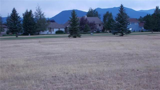 LOT 17 Upper Continental Drive, Red Lodge, MT 59068 (MLS #303583) :: The Ashley Delp Team