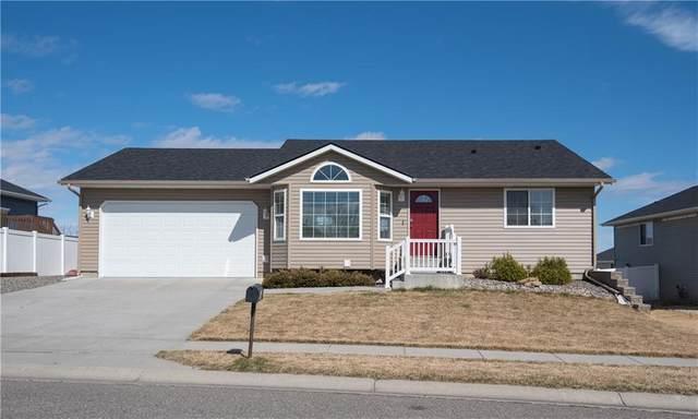 1241 Matador Avenue, Billings, MT 59105 (MLS #303585) :: Search Billings Real Estate Group