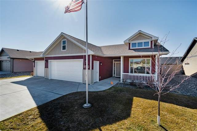 5930 Foxtail Ln, Billings, MT 59106 (MLS #303604) :: Search Billings Real Estate Group