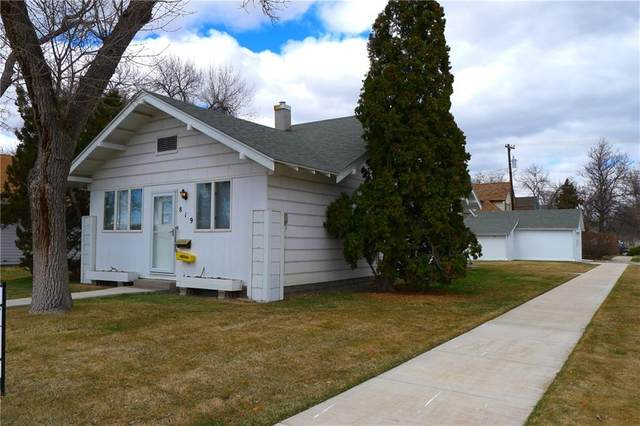 819 E 4th Street, Laurel, MT 59044 (MLS #303612) :: Search Billings Real Estate Group