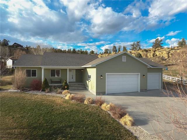 1300 Wrangler Trail, Billings, MT 59105 (MLS #303615) :: Search Billings Real Estate Group