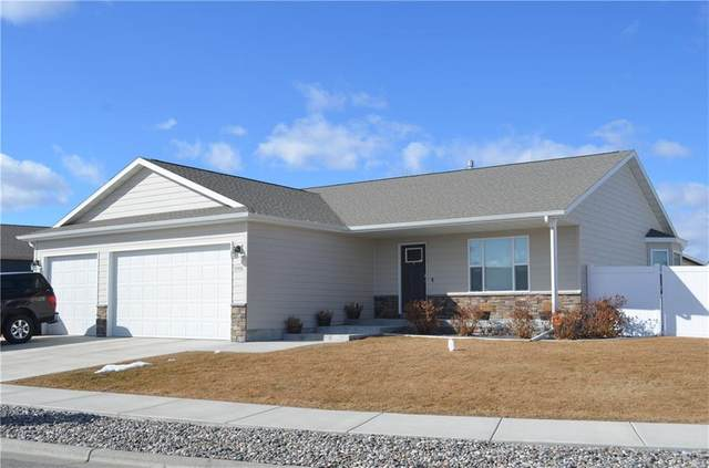 1006 Davis Circle, Laurel, MT 59044 (MLS #303616) :: Search Billings Real Estate Group