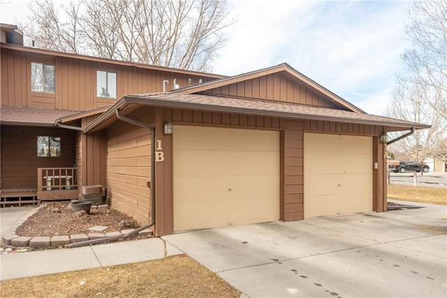 3400 Canyon Drive, Billings, MT 59102 (MLS #303617) :: Search Billings Real Estate Group