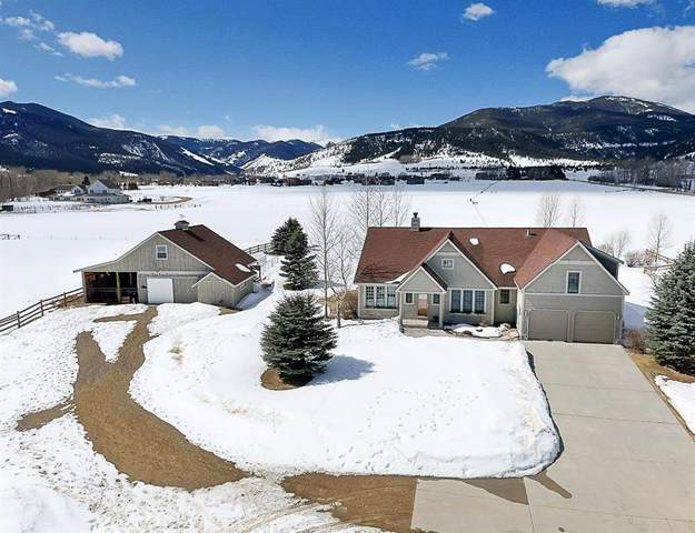 23 Palisades Campground Rd, Red Lodge, MT 59068 (MLS #303618) :: MK Realty