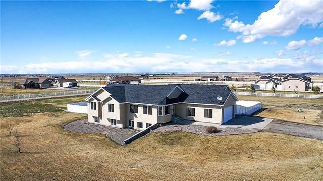 4935 Lewie's Way, Shepherd, MT 59079 (MLS #303619) :: Search Billings Real Estate Group