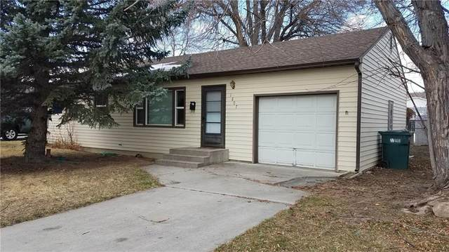 1807 Avenue F, Billings, MT 59102 (MLS #303659) :: Search Billings Real Estate Group