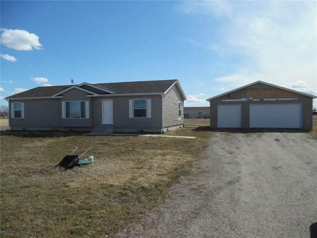 3944 Osness Road, Shepherd, MT 59079 (MLS #303668) :: Search Billings Real Estate Group