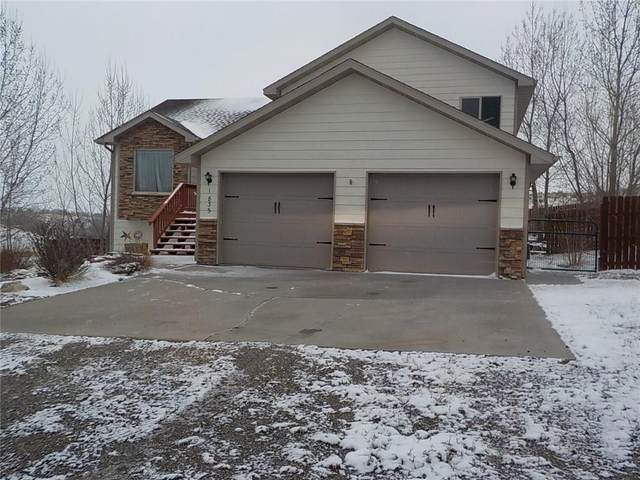 1835 Coyote Ridge Rd S, Laurel, MT 59044 (MLS #303674) :: Search Billings Real Estate Group