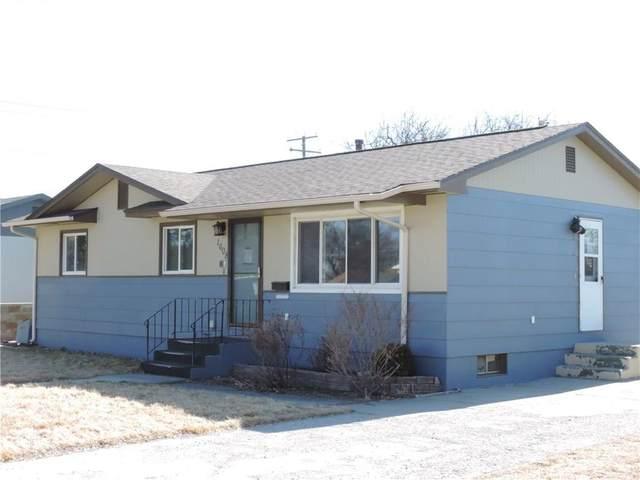 1608 Cook, Billings, MT 59102 (MLS #303681) :: Search Billings Real Estate Group
