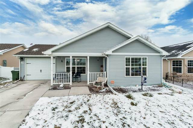 1518 Shaw Lane, Billings, MT 59105 (MLS #303683) :: Search Billings Real Estate Group