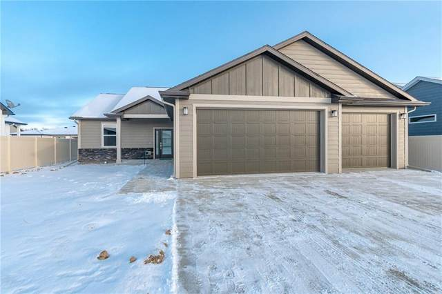 1205 Daylight Lane, Billings, MT 59106 (MLS #303685) :: MK Realty