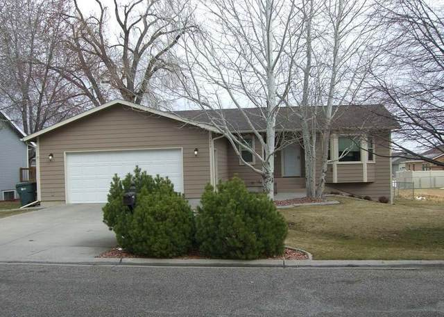 2223 Green Valley Dr, Billings, MT 59102 (MLS #303686) :: Search Billings Real Estate Group