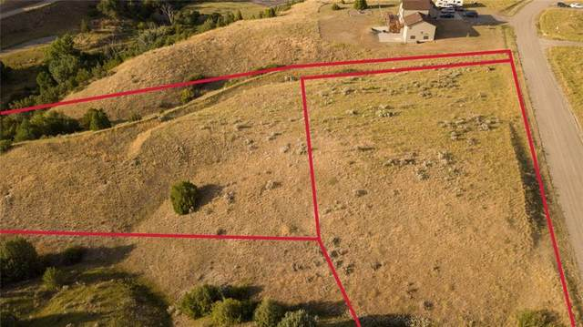 NA Toboggan Road Lot 25, Billings, MT 59101 (MLS #303694) :: Search Billings Real Estate Group