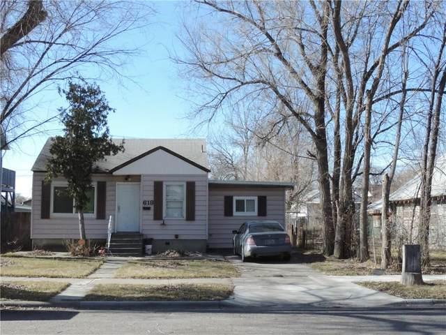 618 S 34th, Billings, MT 59101 (MLS #303704) :: Search Billings Real Estate Group