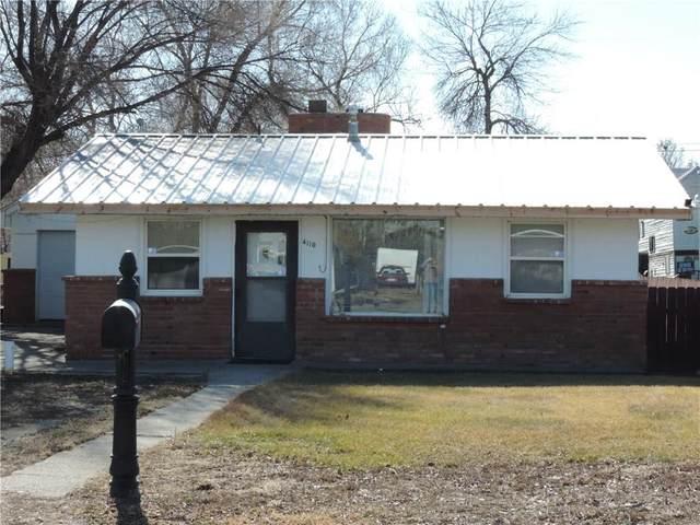 4110 Morgan, Billings, MT 59101 (MLS #303708) :: Search Billings Real Estate Group