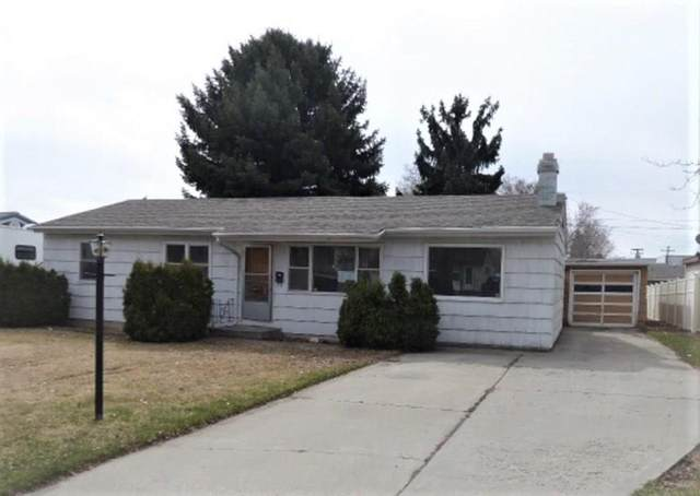 1412 Concord Drive, Billings, MT 59101 (MLS #303715) :: MK Realty