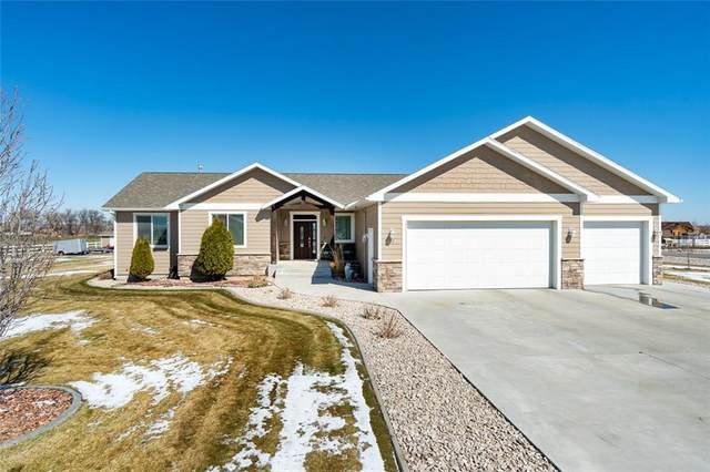 5545 Anna Maria Dr, Billings, MT 59106 (MLS #303726) :: MK Realty