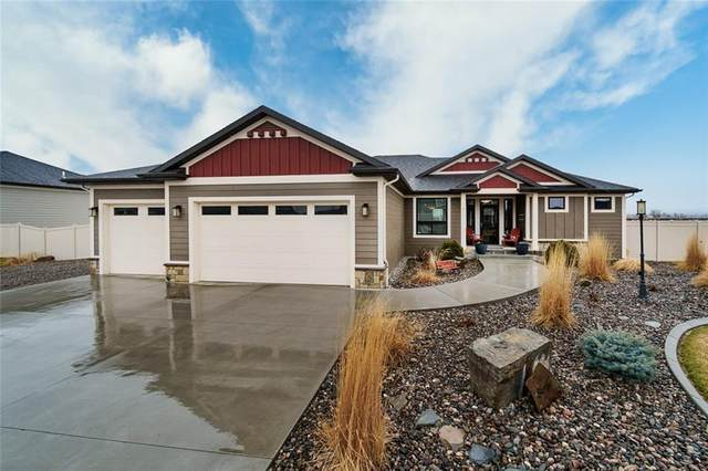 318 Feldspar Way, Billings, MT 59106 (MLS #303733) :: MK Realty