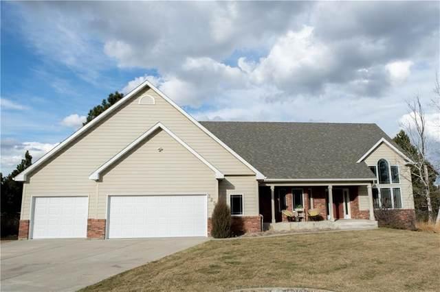 325 Wyatt Circle, Billings, MT 59106 (MLS #303745) :: Search Billings Real Estate Group