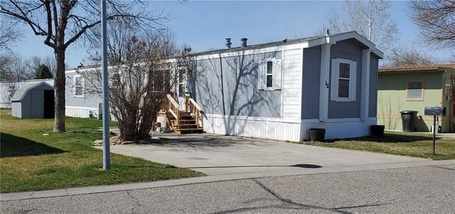 12 Gatewood, Billings, MT 59102 (MLS #303760) :: Search Billings Real Estate Group