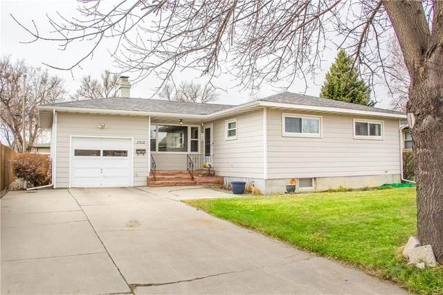 2508 Broadwater Avenue, Billings, MT 59102 (MLS #303761) :: MK Realty