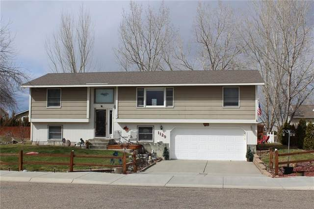 1129 Rangeview Drive, Hardin, MT 59034 (MLS #303816) :: The Ashley Delp Team