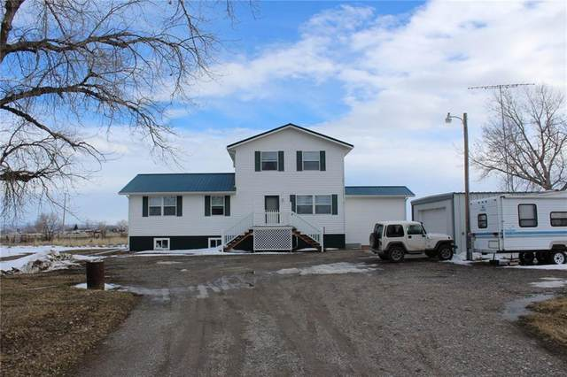 959 Peritsa Creek Road, Hardin, MT 59034 (MLS #303824) :: The Ashley Delp Team