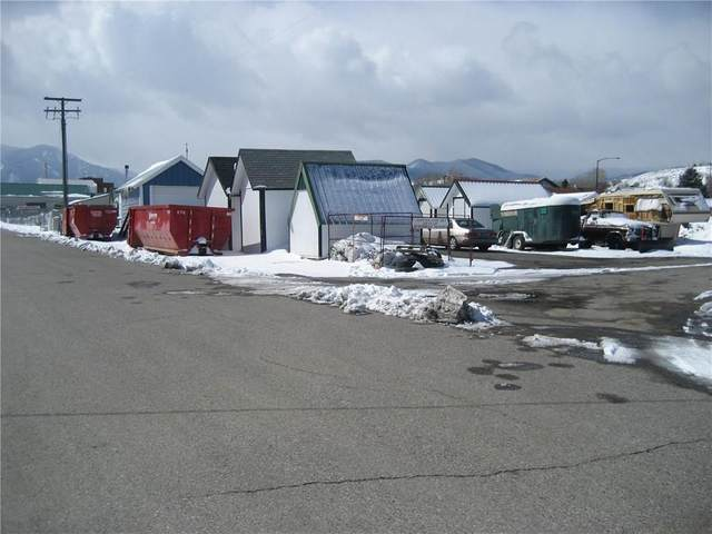 1206 Broadway Ave N (Formerly Ay Supply), Red Lodge, MT 59068 (MLS #303835) :: Search Billings Real Estate Group