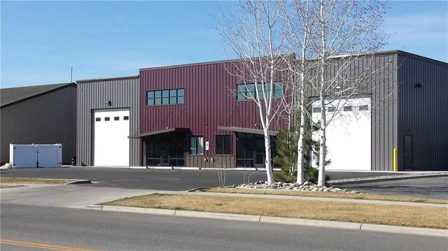 2601 Overland Ave, Suite 2 (Lease Only), Billings, MT 59102 (MLS #303913) :: MK Realty