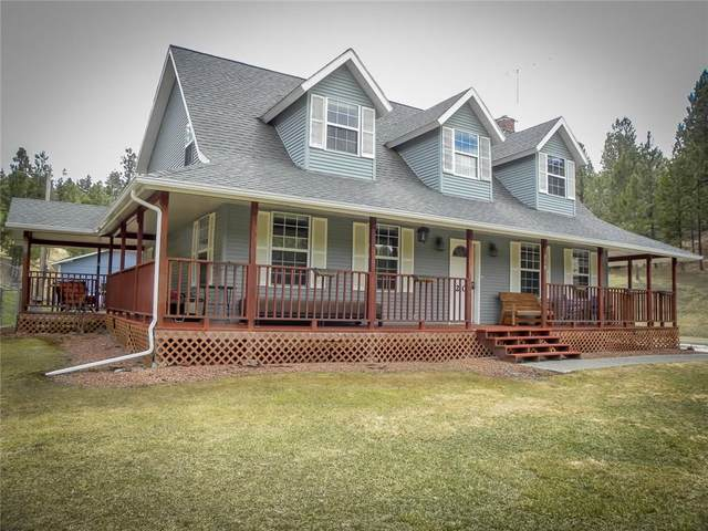 210 Canyon Rd., Roundup, MT 59072 (MLS #303963) :: MK Realty