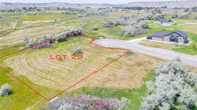 6538 Chimney Rock Drive, Billings, MT 59106 (MLS #304031) :: Search Billings Real Estate Group