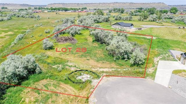 6541 Chimney Rock Drive, Billings, MT 59106 (MLS #304032) :: Search Billings Real Estate Group